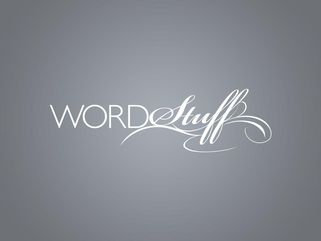 Word Stuff