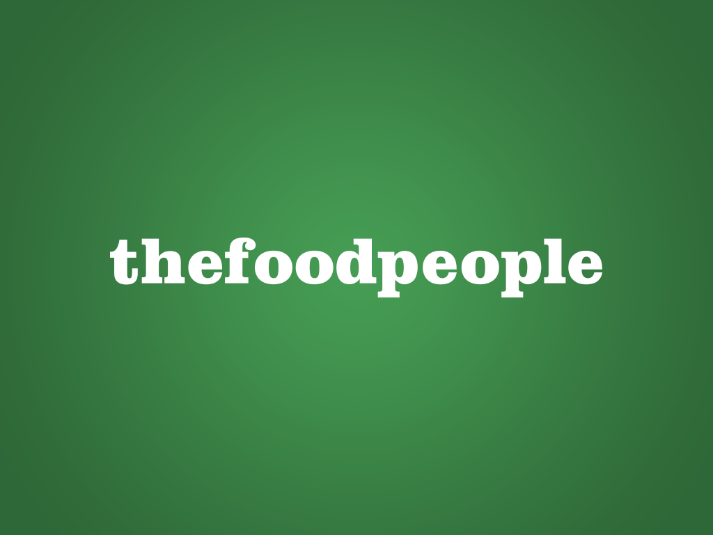 The Food People