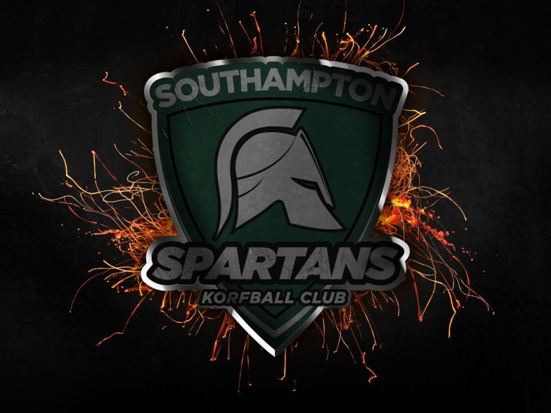 Logo and Website - Southampton Spartans Korfball